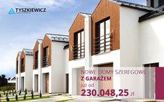 Poznaj domy powstające w Pępowie, koło Gdańska. Wybierz 117 m2 wygodnej powierzchni + garaż + duży ogród. Bliskość szkoły podstawowej, podmiejski spokój, malownicza okolica, sprawiają, że oferta może trafić w oczekiwania rodzin z dziećmi. Szczegóły na www.migdalowe.pl  #dom #garaż #ogrod #komfort #bezpieczenstwo #Tyszkiewicz #nieruchomosci Multi Story Building