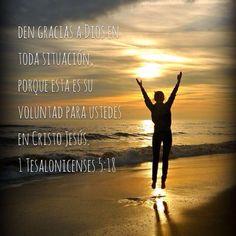 #grateful #entodo #DisponeTodasLasCosasParaMiBien 1 Tesalonicenses 5:18