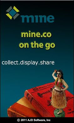 """Mine.co is the Internet's newest and best destination for collectors of just about anything.   Mine.co is becoming a """"FaceBook"""" for comic book, action figure, coin, stamp, trading card and sports memorabilia buffs.  But no matter what you collect, there is a place for you and your collections . . . and chances are you will find like-minded enthusiasts. <p>Mine.co is an interactive environment offering a wide range of tools that recreate the excitement of a collectibles convention or the…"""