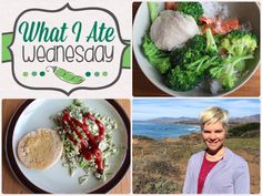 This post includes a picture of everything I ate in a day in the theme of a plant-strong, paleo-ish diet. Everything is gluten-free! This post is part of the What I Ate Wednesday blogger link-up.
