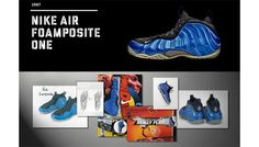 431031a2db1556 nike bball 20 designs air foamposite one 1 20 Years Of Nike Basketball  Design: Air Foamposite One