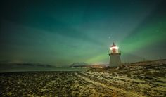 Lighthouse in the north sea by Zoltan Tot on 500px