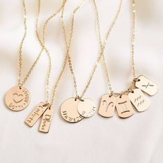 Keep loved ones and special moments close to your heart 🖤 Handmade with love in Gold Filled & Sterling Silver. Your Heart, First Love, Gold Necklace, In This Moment, Sterling Silver, Handmade, Instagram, Jewelry, Gold Pendant Necklace