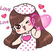 Cute Bunny Cartoon, Cute Cartoon Pictures, Cute Love Gif, Cute Love Pictures, Cute Love Cartoons, Girl Cartoon, Love Cartoon Couple, Cute Couple Art, Anime Girl Neko