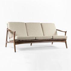 15 delightful danish sofa images vintage leather sofa cowhide rh pinterest com