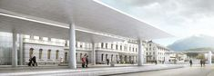 a f a s i a: Luigi Snozzi Luigi, Louvre, Building, Image, Public, Design, Architecture, Buildings