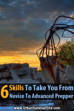 Go beyond learning basic first aid and what to put in your bug-out bag and take control of your survival with these advanced skills.