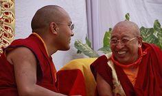 Thrangu House Oxford.  Karma Kagyü Buddhism in Oxford under the spiritual guidance of the Venerable 9th Khenchen Thrangu Rinpoche in the lineage of His Holiness the 17th Gyalwa Karmapa, Orgyen Trinley Dorje.