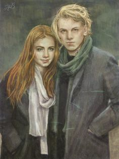 Warmly in your arms. Jace / Clary by a-lise.deviantart.com on @deviantART