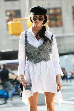 103 Jaw-Dropping Street Style Photos From New York Fashion Week - Cosmopolitan.com