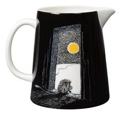 Moomin pitcher - The Ancestor 1 l by Arabia - The Official Moomin Shop - 2 Moomin Shop, Moomin Mugs, Moomin Valley, Tove Jansson, Fired Earth, Dream Furniture, My Coffee, Flower Vases, Home Accessories