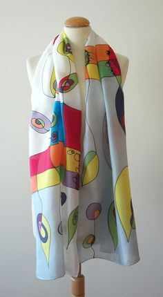 stretcher for painting silk scarf | ... on Pinterest | Silk Scarves, Elizabeth Craft Designs and Silk Painting