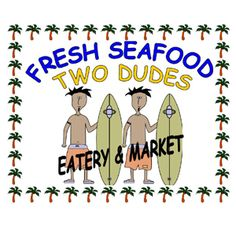 Heard this was a great place for seafood!