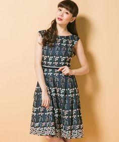 a372ac5091250 商品詳細 - DEBUTANT QUEENドレス   TOCCA(トッカ) オンワードグループ公式ファッション通販サイト ONWARD