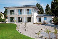 Villa im französischen Landhausstil