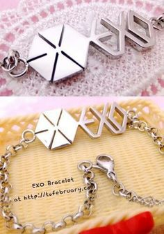 Men's Accessories Apparel Accessories Kpop Exo-k Exo-m Exo Baekhyun Chanyeol Crystal Pendant Chain Necklace K-pop 2016 New Fashion Jewelry For Men And Women Online Discount