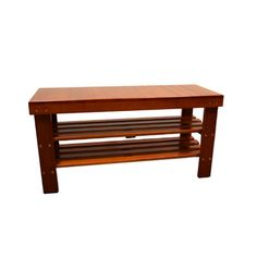 ORE Solid Wood Shoe Organizer Bench & Reviews | Wayfair  - $62.00