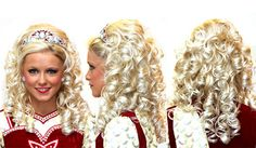 Are wigs for Irish dance changing?  Might we see a time of wigless dancers?