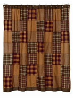 Primitive Shower Curtain U003c3