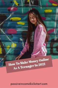 Wonder how to make money online as a teenager in 2021? Check my blog post and find out what to do. #makemoneyonline #sidehustle #moneyideas #teenager Make Money From Home, Way To Make Money, Make Money Online, Internet Marketing, Marketing And Advertising, Opinion Outpost, Take Surveys, Social Media Influencer, English Lessons