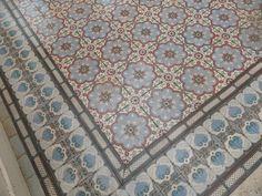 FLOORZ Antieke tegels - Product in beeld - Startpagina voor vloerbedekking ideeën   UW-vloer.nl