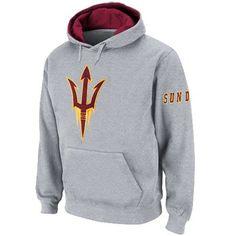 Arizona State Sun Devils Classic Twill Logo Pullover Hoodie