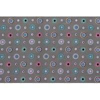 Tissu coton motif géométrique, par 50cm