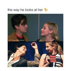 y a j a i r a ☼ ☽ y a j a i r a The post y a j a i r a ☼ ☽ y a j a i r a appeared first on Riverdale Memes. Bughead Riverdale, Riverdale Funny, Riverdale Memes, Betty Cooper, Riverdale Betty And Jughead, Lili Reinhart And Cole Sprouse, Zack E Cody, Riverdale Cole Sprouse, The Way He Looks