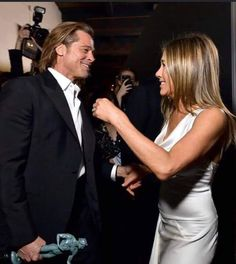 Brad Pitt Jennifer Aniston, Brad Pitt And Jennifer, Brad And Jen, Jenifer Aniston, Celebrity Couples, Celebrity Photos, Celebrity News, Celebrity Babies, Celebrity Style