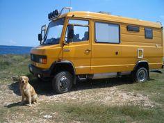 Mercedes Vario, Mercedes Camper, Mercedes Benz Vans, Camper Life, Camper Van, Vw Bus, General Motors, Land Rover Defender, Camping
