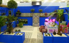 Image result for moroccan gardens