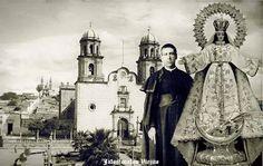 Parroquia y Virgen de la Asuncion y Santo de Jalostotitlan Jalisco Mexico