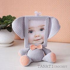 Ravelry: Photo Frame ELEPHANT by Tatiana Kucherovska