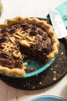 Vanilla Bean Pecan Pie + a Dream.   The Sugar Hit