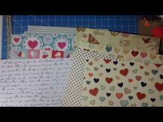 6 Tips para aprender a combinar papeles decorados para scrapbooking - YouTube Decoupage, Youtube, Scrap, Bullet Journal, Crafts, Ideas, Roof Tiles, Paper Crafts, Paper Envelopes