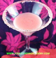 Candy Cane Drink  www.jcbartendingacademy.com