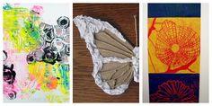 printmaking ideas