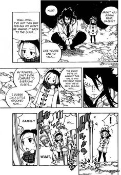 Fairy Tail 471 - Page 12