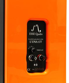 Esse Quadro's The L'UNA 177