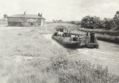 BW200-1-40-4-5 Steam Boats, Water Powers, Canal Boat, Narrowboat, Motor Boats, Long Distance, Historical Photos, Britain, England