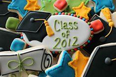 Simple Graduation Cookie Platter - Sugarbelle http://www.sweetsugarbelle.com/blog/2012/05/simple-graduation-cookie-platter/?utm_source=feedburner_medium=email_campaign=Feed%3A+TheSweetAdventuresOfSugarbelle+%28The+Sweet+Adventures+of+Sugarbelle%29