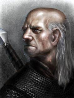 Ser Ilyn Payne by BrittMartin