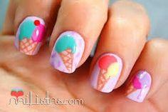 diseños de uñas para niñas - Buscar con Google