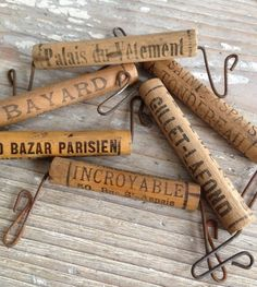 French Shop Handles FleaingFrance Brocante Society