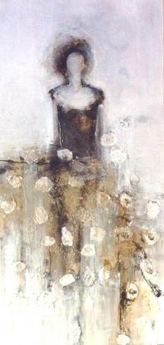 Hebe (Goddess of Youth). Mixed media. Felice Sharp