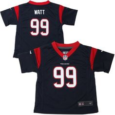7b4b8211d nfl jersey on sale JJ Watt Houston Texans Nike Preschool Game Jersey - Navy  Blue