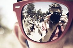 Great picture of a #Reflection! #sunglasses #optometry