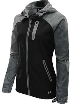 Under armour women's qualifier woven full-zip running jacket - sportsa Nike Outfits, Cute Gym Outfits, Casual Outfits, Nike Shoes Cheap, Running Shoes Nike, Cheap Nike, Athletic Outfits, Athletic Wear, Athletic Clothes