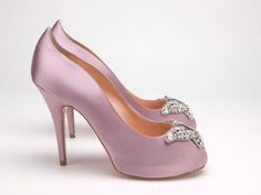 Add a splash of colour to your day with vibrant wedding shoes