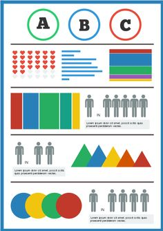 Make fun infographics based on your relationship. Include miles apart, number of visits, relationship lenght, countdowns and so on. Be creative!